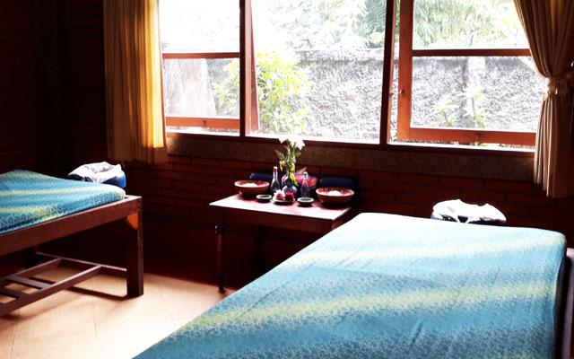 Ubud Spa - Sunset Spa : Double Treatment Room