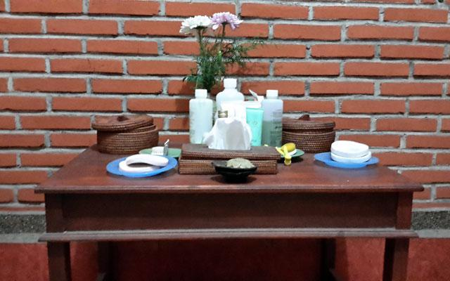 Ubud Spa - Sunset Spa  : facial Cosmetics