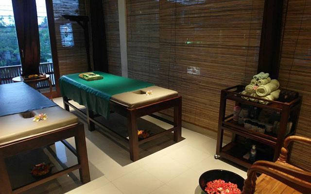 Ayurveda in Ubud - Suravi Spa - Treatment Room