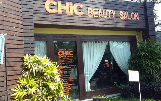 Sanur Spa - Chic Beauty Salon : Front View