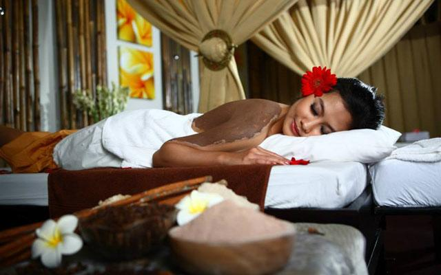 Spa Kuta - Everyday Spa : chocolate mask