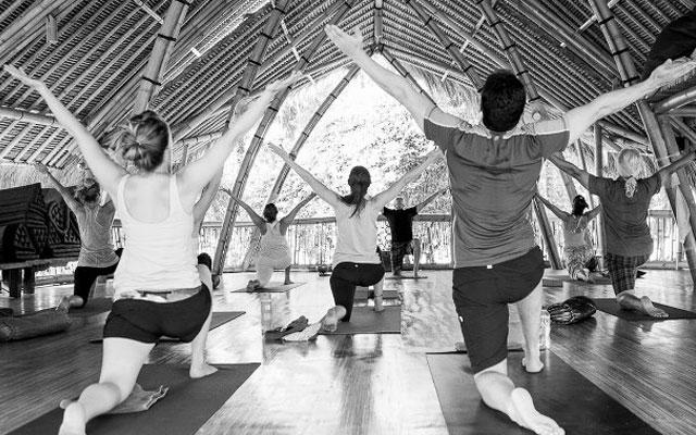 Sanur Yoga - Power Of Now : Classes