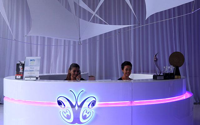 Aesthetic Kuta - Cocoon Medical Spa - Reception