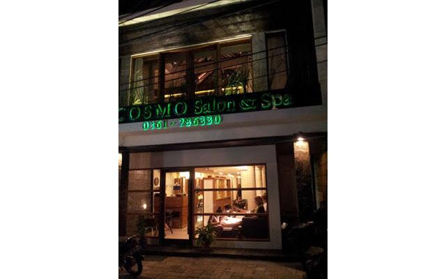 Sanur Spa - Cosmo Salon and Spa : Front View