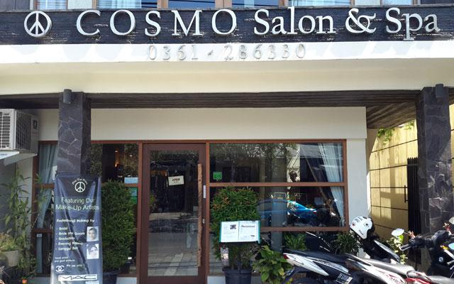 Sanur Spa - Cosmo Salon and Spa : Entrance