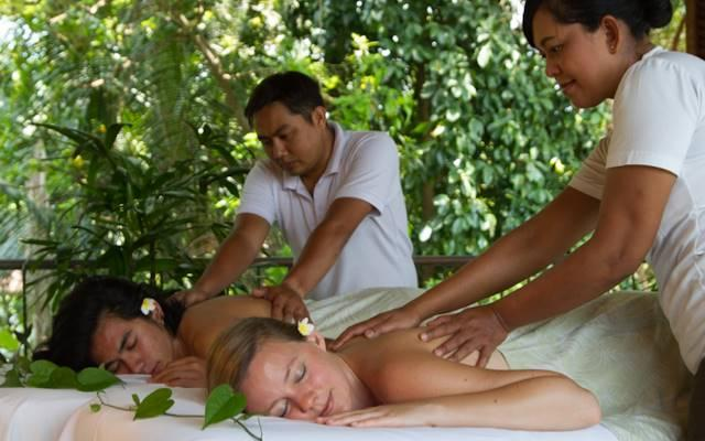 Taksu Spa - Ubud Bali - Couple Massage