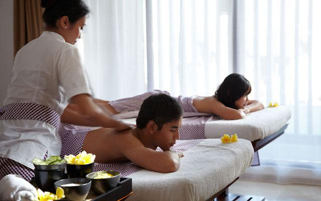 Spa at The Magani Hotel Legian - Massage for Couples