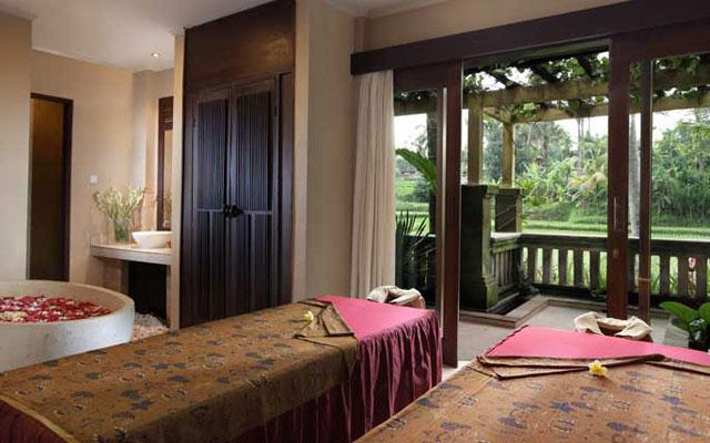 Ubud Spa - Double Massage Room at Karma Karana Spa