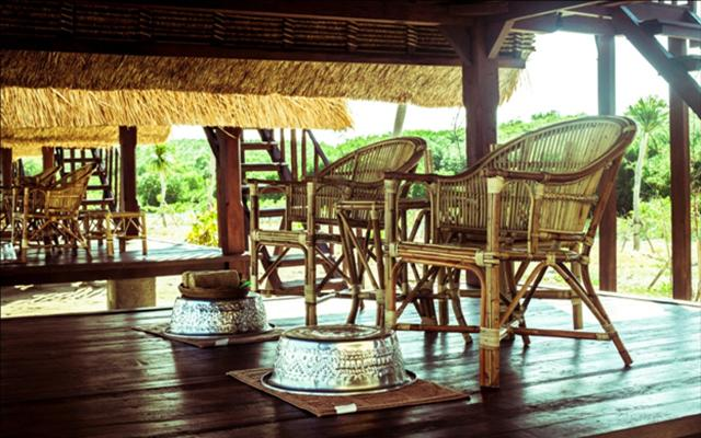 Dream Ocean Spa - Sanur - Foot Treatment Area