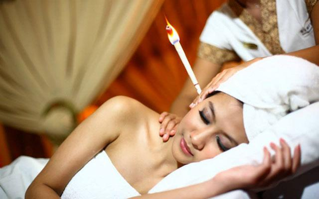 Spa Kuta - Everyday Spa : ear candle