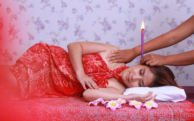 Kuta Spa - Balikara Spa : Ear Candle