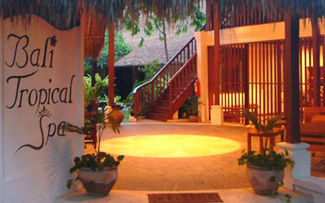 Benoa Spa - Tropical Spa : Entrance