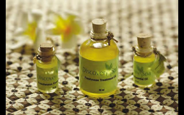 Spa Kuta - Discovery Spa : essentials oils