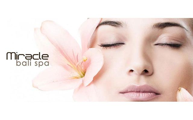 Face Treatment - Miracle Spa - Legian