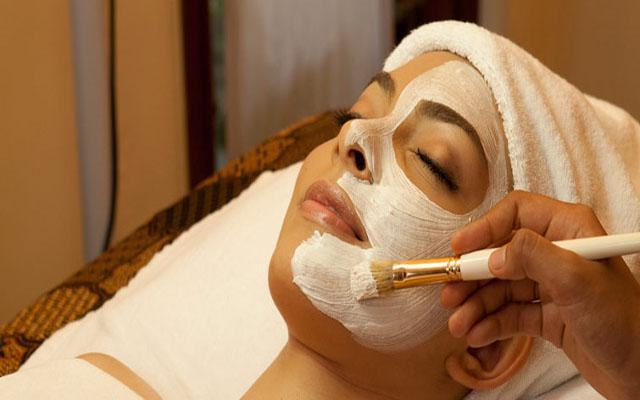 Spa Nusa Dua - Taman Sari Royal Heritage: facial