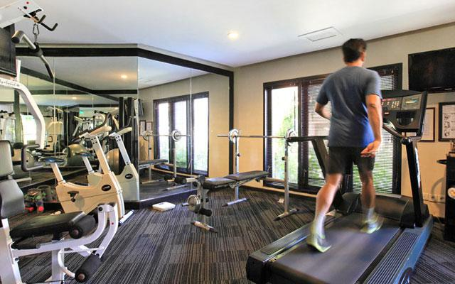 Amadapa Spa Nusa Dua - Fitness Center