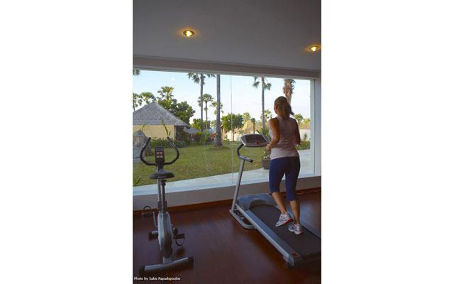 Siddartha Spa Karangasem-Fitness
