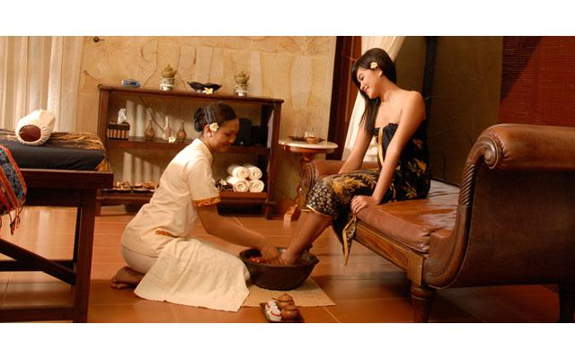 Foot Bath Banyualit Spa-Singaraja