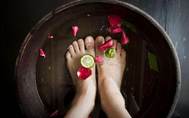 Harrads Spa Sanur-Foot Bath