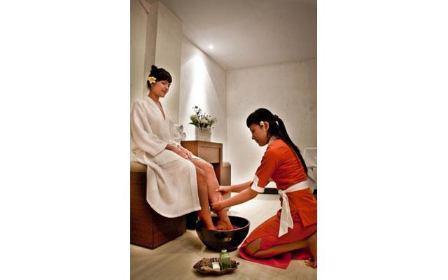 Star Spa Kuta-Foot Bath