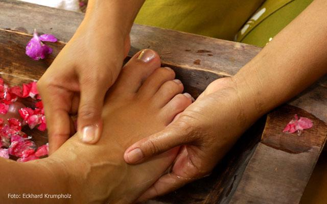 Legian Spa - Alam Anda Spa : Foot Treatment
