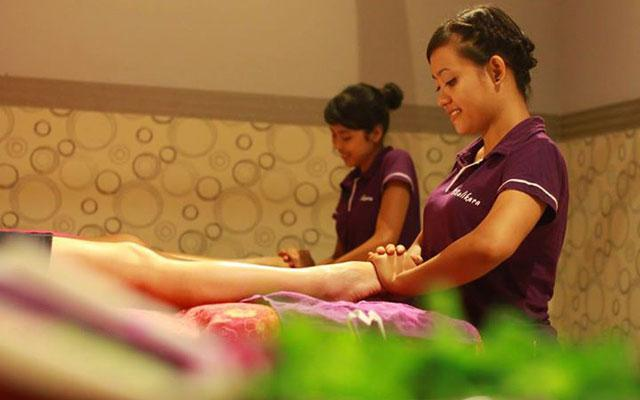 Kuta Spa - Balikara Spa : Foot Treatment