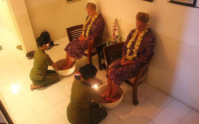 Foot Treatment in Ubud - Jaens Spa