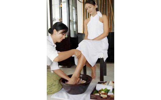 Jerami Royal Spa Seminyak - Foot Treatment