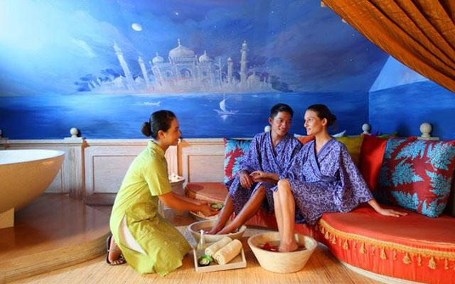 Spa Seminyak - The Private Spa Wellness Center : Foot Treatment