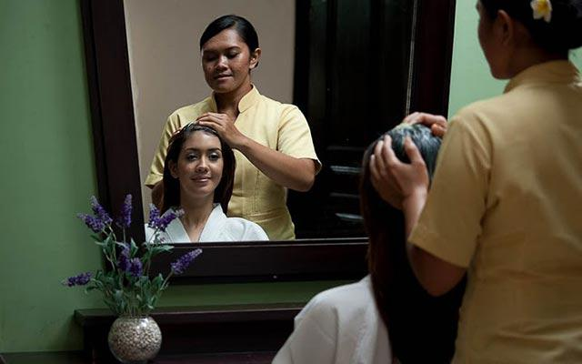 Nusa Dua Spa - Baliwis Spa : Hair Creambath