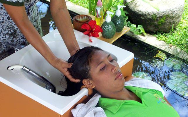 Candi Dasa Spa - Andre Spa :  Hair Treatment