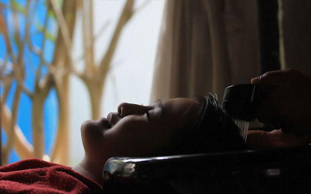 Ubud Spa - Verona Spa : Hair Wash
