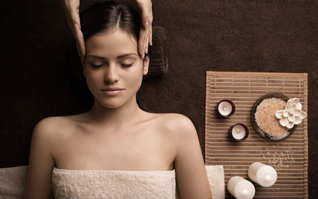 My Dream Bali Resort Spa Head Massage