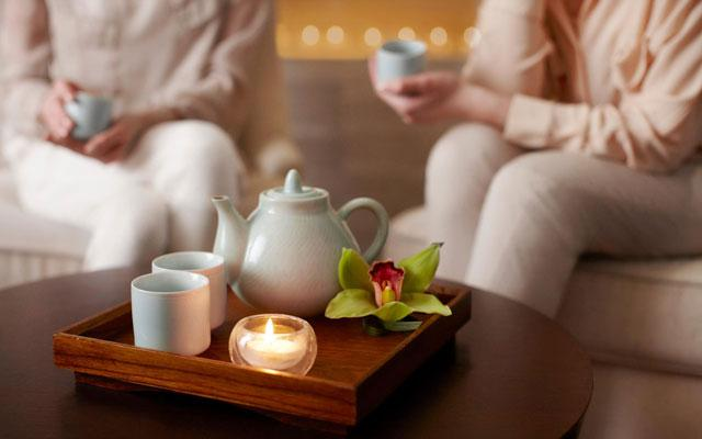 Spa Kuta - Shine Spa : herbal drink