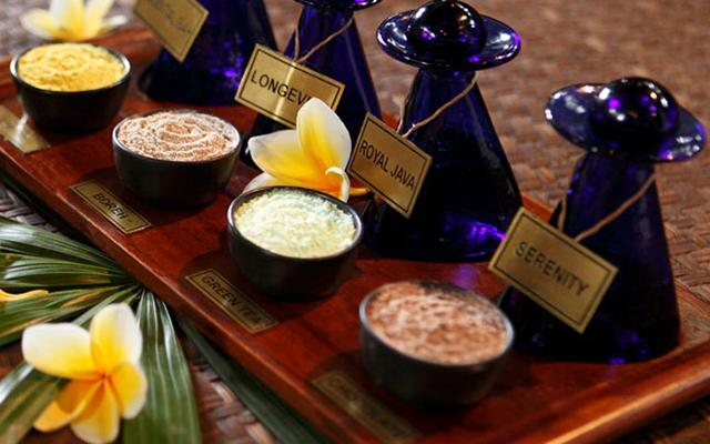 Ubud Spa - Warwick Spa: Herbal Spa Ingredients