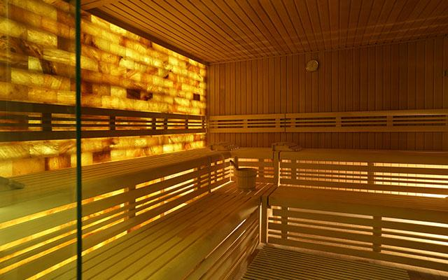 Heavenly Spa by Westin - Himalayan Salt Room