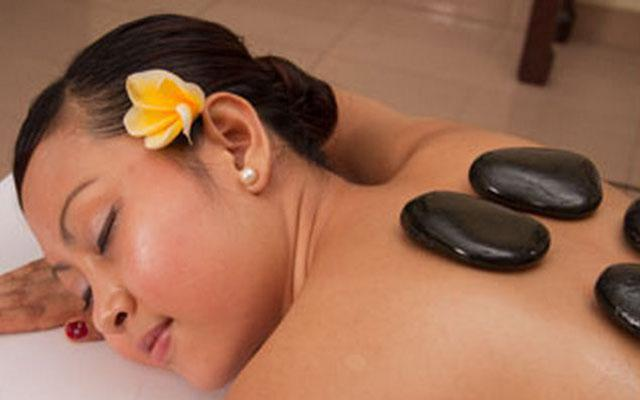 Hot Stone Massage in Denpasar - Bali Orchid Spa