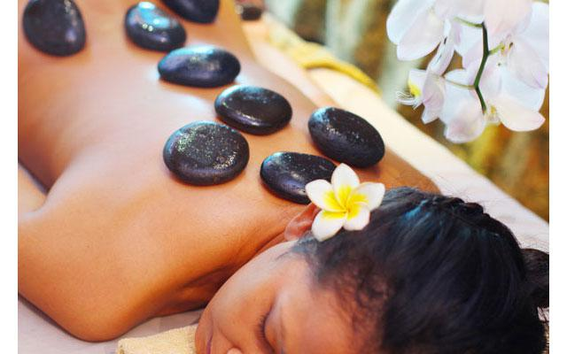 Mahagiri Spa Sanur-Hot Stones
