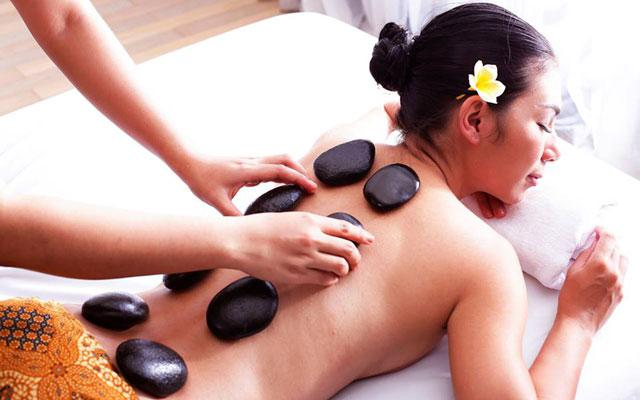 Spa Kuta - Everyday Spa : hot stone massage