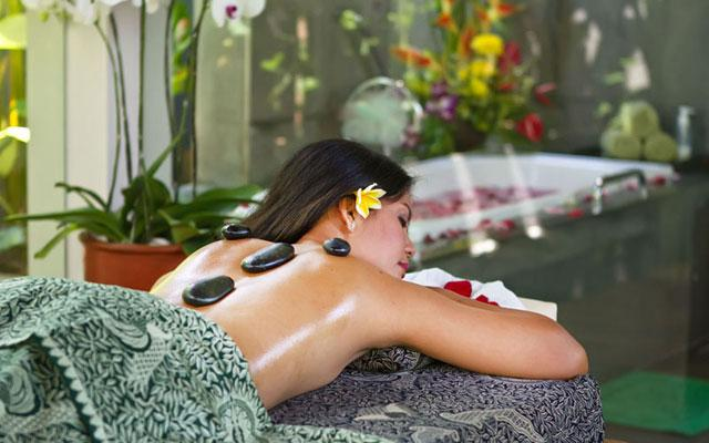 Spa Bali-Mango Spa Kuta-Hot Stone Massage