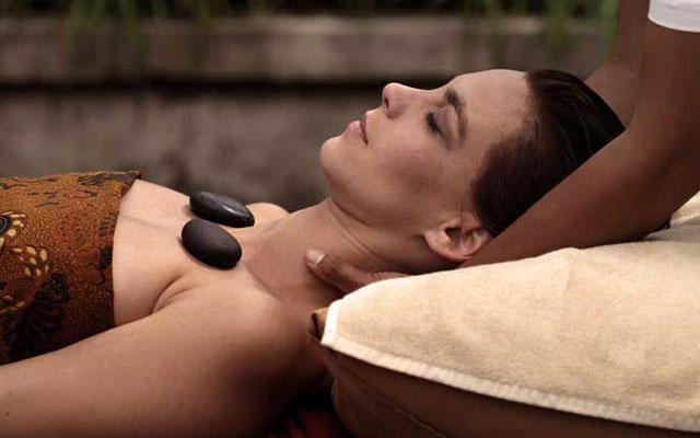 Ubud Spa - Karma Karana Spa - Hot Stone Massage