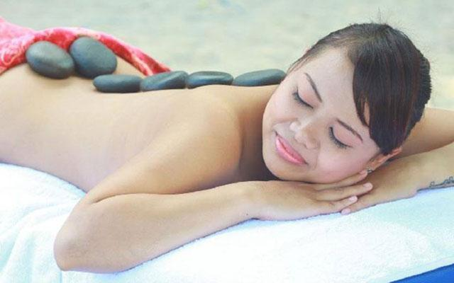 Kuta Spa - Balikara Spa : Hot Stone Massage