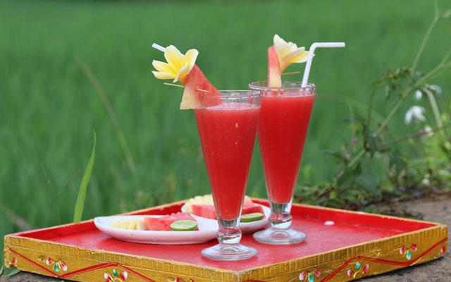 JaensSpa Ubud - Healthy Drink