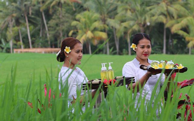 JaensSpa Ubud - Therapist