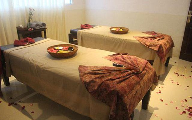 Massage in Ubud - Jaens Spa - Treatment Room