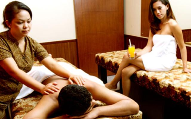 Spa Unggasan - Jimbaran Wellness - Couple Spa