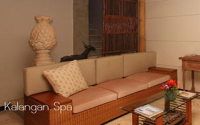 Kalangan Spa Ubud - Lounge