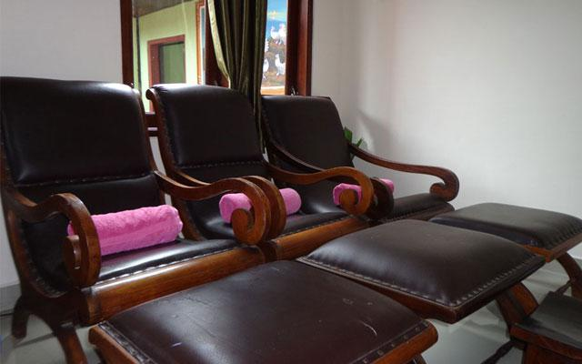 Krisna Bali Spa - Foot Treatment