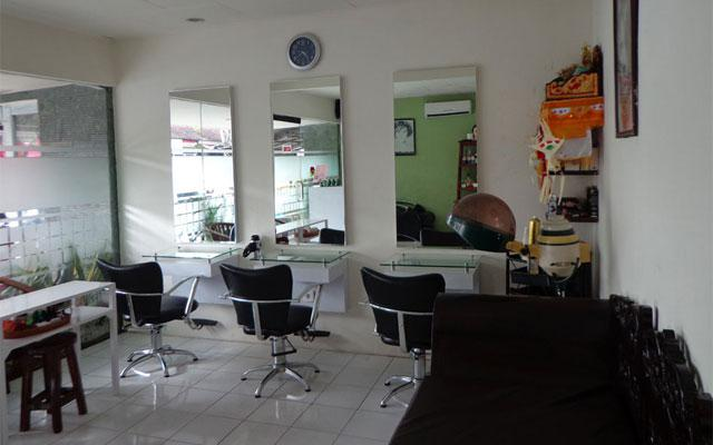 Krisna Bali Spa - Salon Area