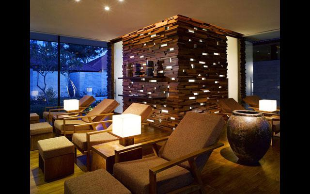 Bali Kriya Spa - Relaxation Lounge
